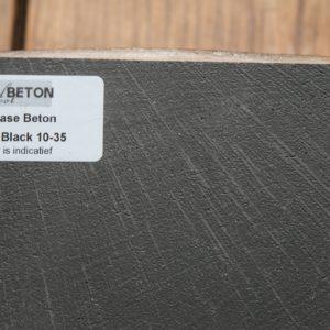 36 Steel Black 10-35